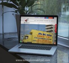 İzmir Akın Evden Eve Nakliyat
